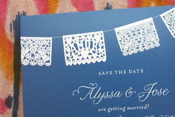 Can T Get Enough Of Papel Picados Our Wedding Wedding Wedding
