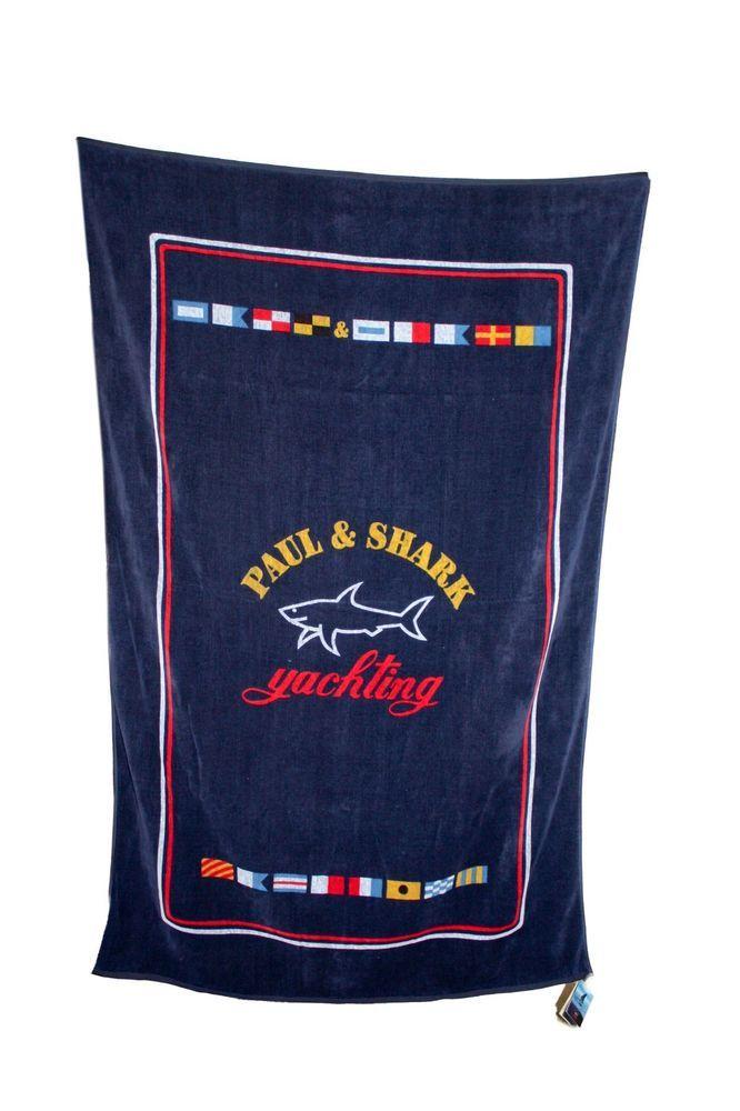Paul Shark Beach Towel And Reflector Tote Paulshark
