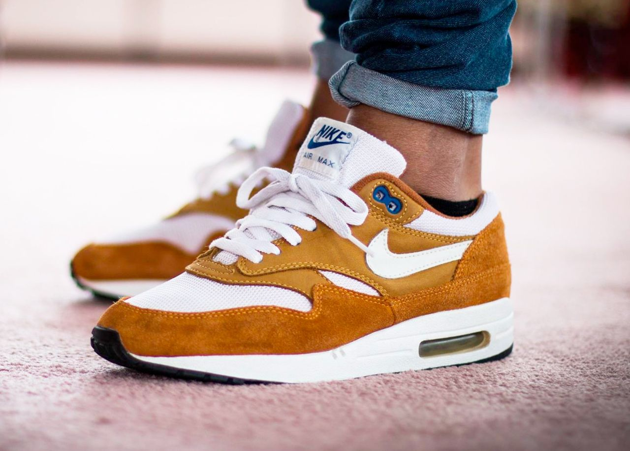 Nike Air Max 1 Curry - SNEAKERADDICT.NET | FeetS | Pinterest ...
