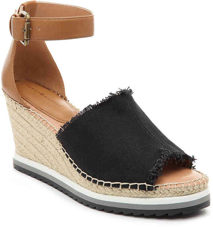 7d426277ed0 Tommy Hilfiger Yavino Espadrille Wedge Sandal - Women's   Products ...