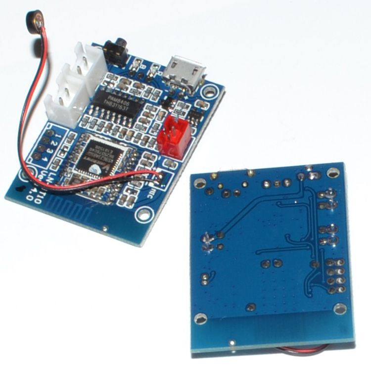 PAM8406 Bluetooth 4 1 Stereo Power Amplifier Board Audio Power