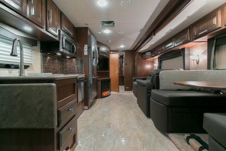 2016 Georgetown Xl 369ds A12552 Photo 11 Forest River Rvs