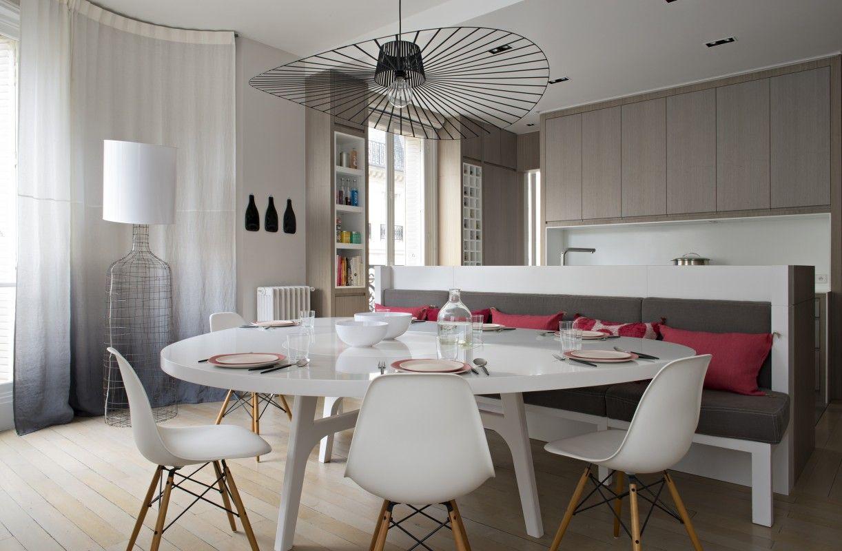 Appartement Paris 7 Double G Maisons Appartements Projets Www Doubleg Fr Table Basse Design Italien Meuble Design Meuble Italien