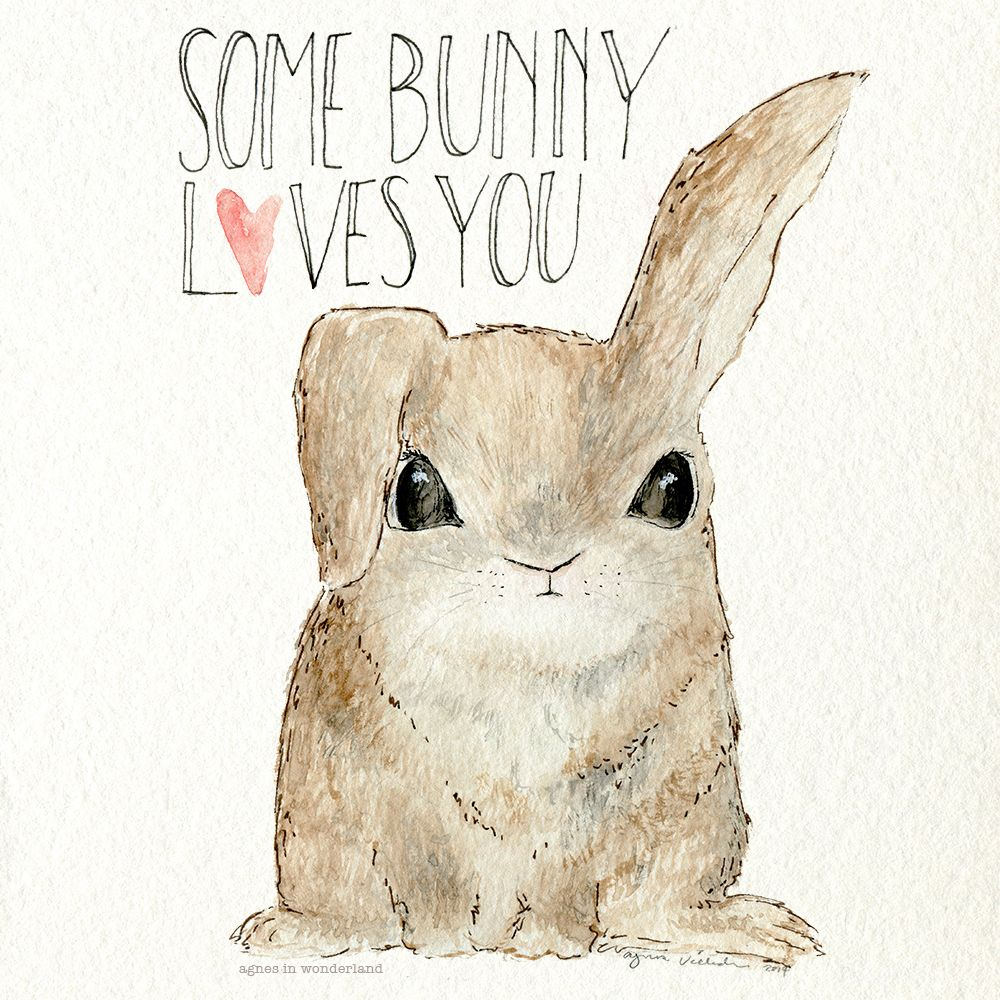 how to draw a cute little bunny