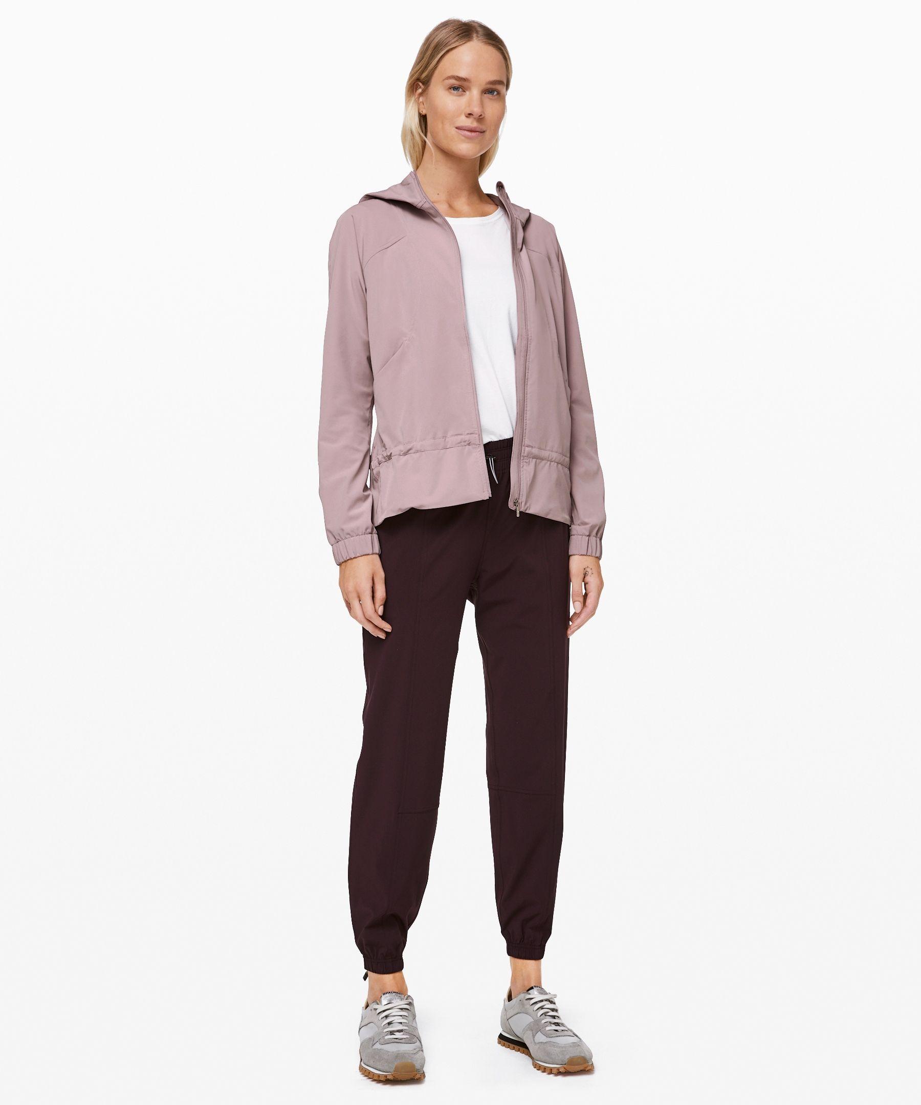 Lululemon Women S Pack It Up Jacket Smoky Blush Size 2 Jackets For Women Outerwear Jackets Outerwear [ 2160 x 1800 Pixel ]