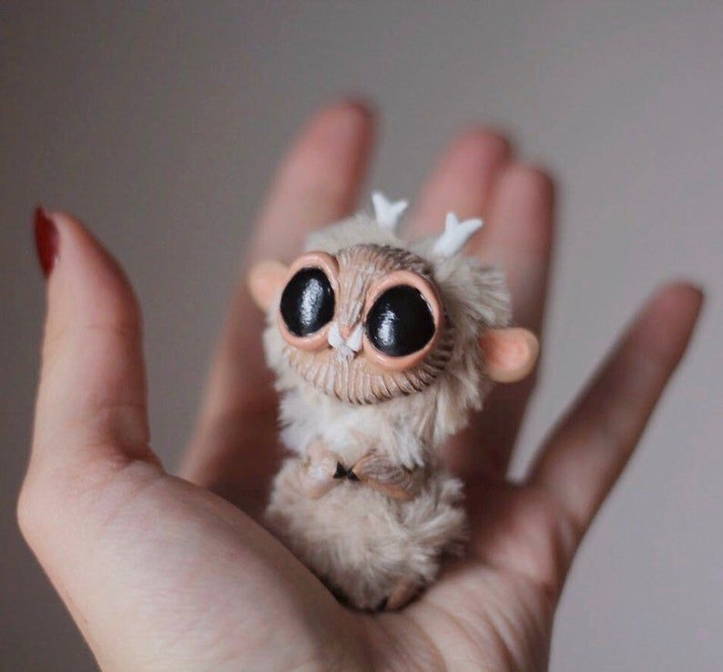 17+ Little animal with big eyes images
