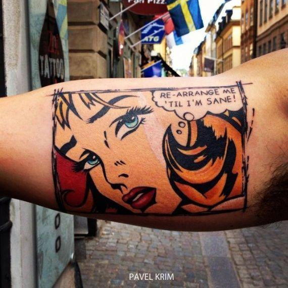 Tattoo masterpiece! - Page : 21 - Tatouages et piercings - FORUM Beauté