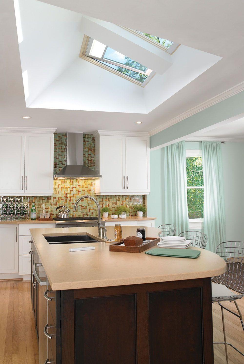 Charmant Kitchen Skylights! Kitchens We Love At Design Connection, Inc. | Kansas  City Interior Design Http://www.DesignConnectionInc.com