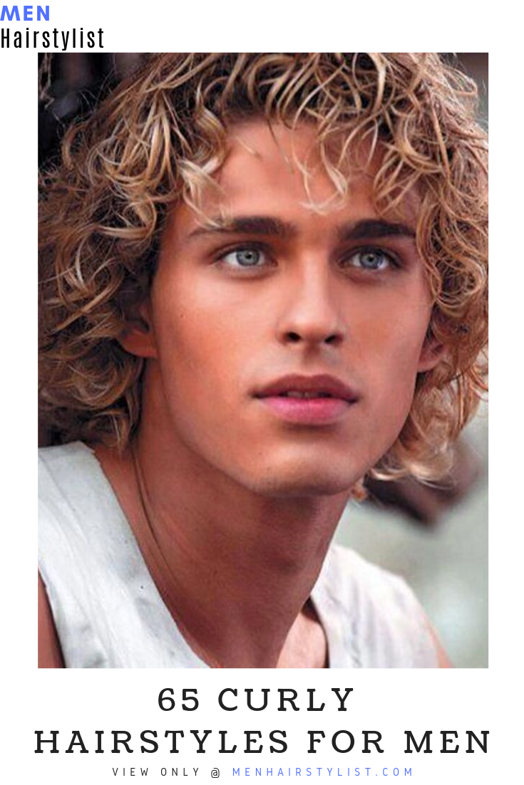 65 Curly Hairstyles For Men Curly Hair Men Long Hair Styles Men Curly Hair Styles