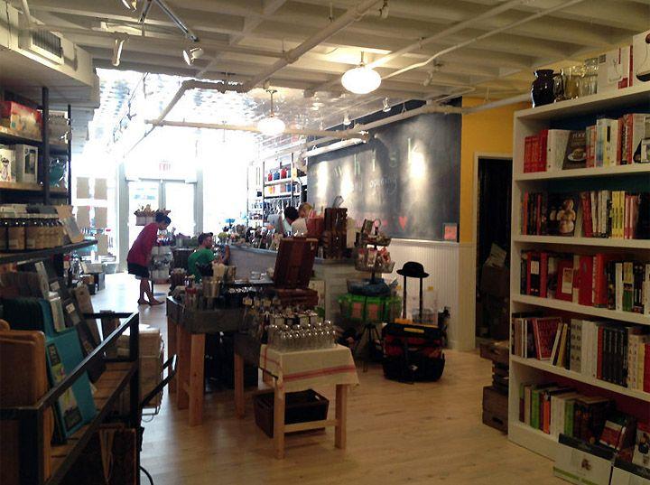 Merveilleux Whisk Kitchen Shop, New York Store Design