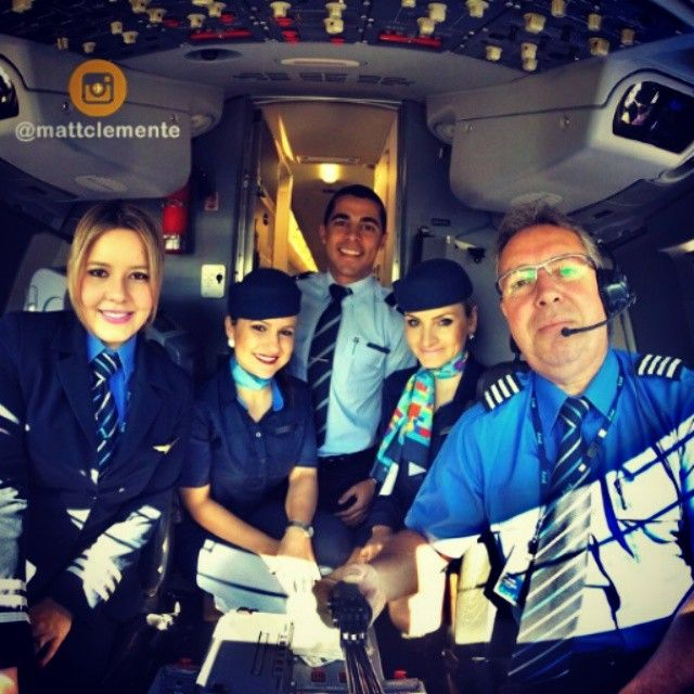 @mattclemente #cabincrew #pilot #azullinhasaereas #voeazul  @blueangelsbr #Padgram