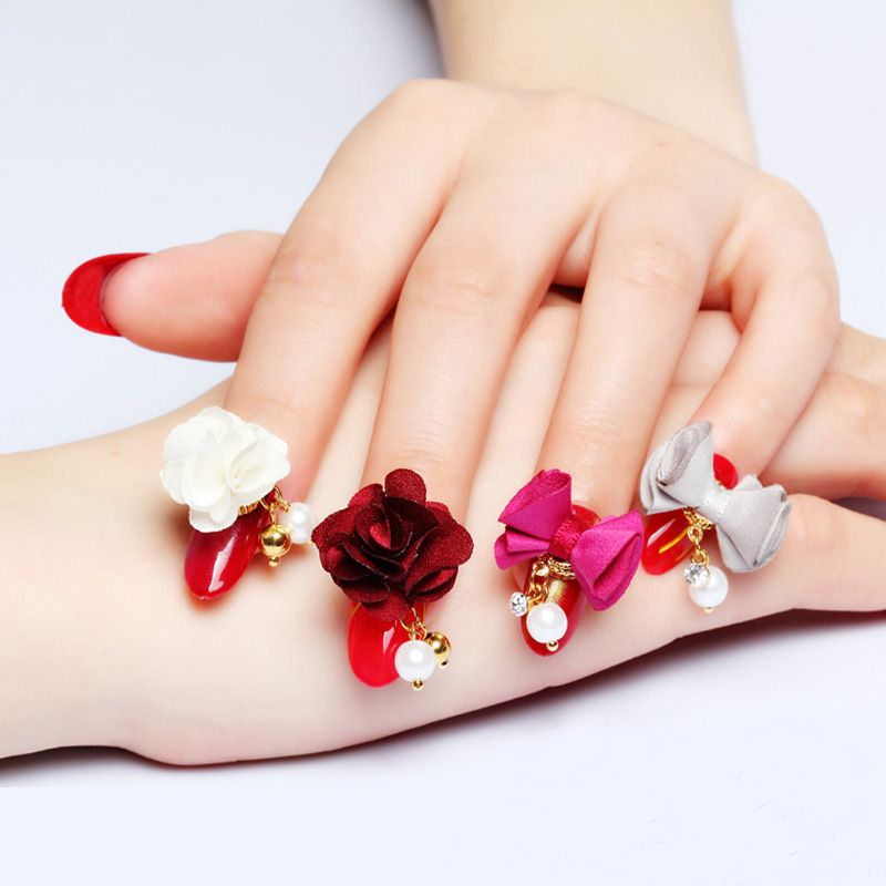 10pcs/lot The latest Japanese nail jewelry detachable magnet base ...