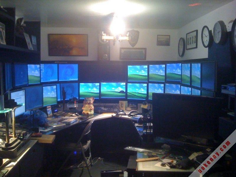 Les plus beaux bureaux de geeks tech desks computer setup