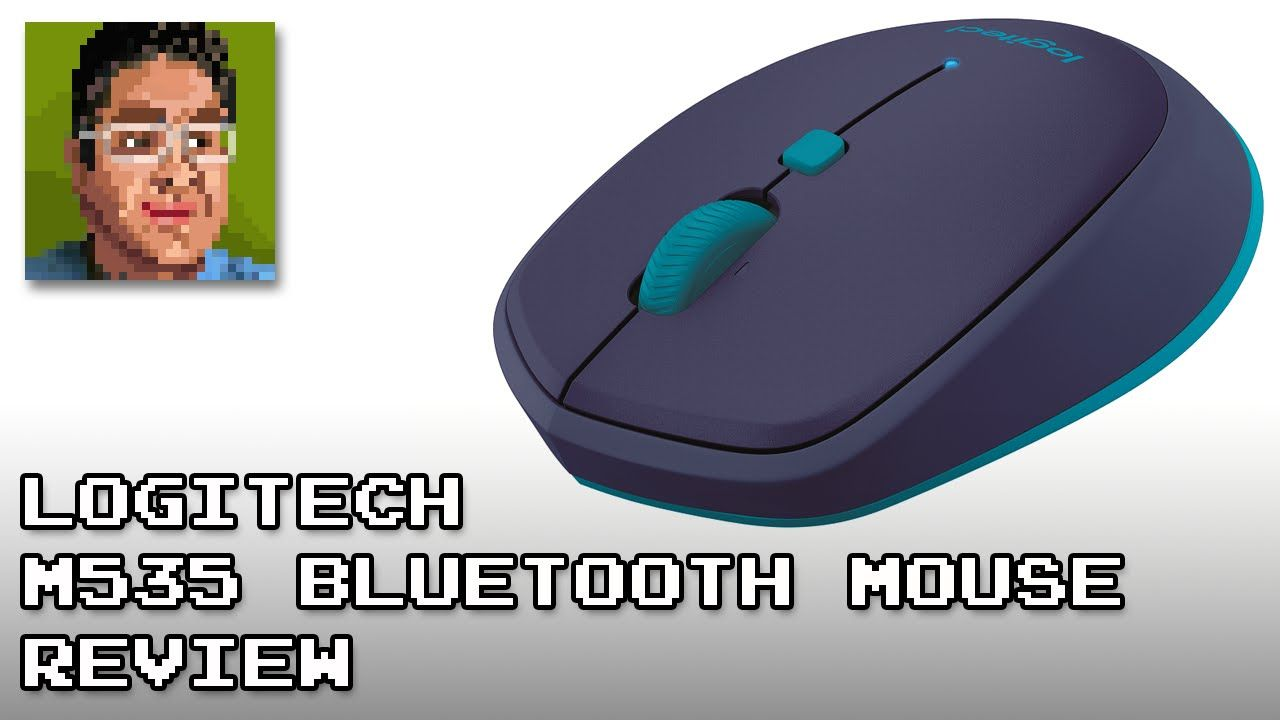 Logitech M535 Bluetooth Mouse Review - YouTube | Mouses