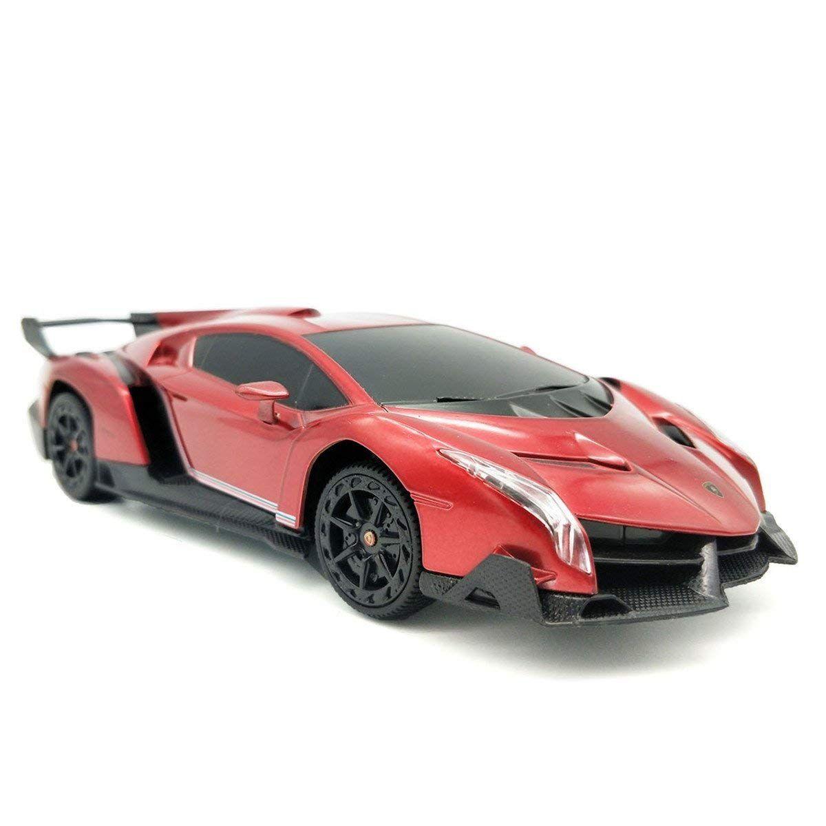 c44ccc92556 50% Off for  7.99 Amazon.com  Remote Control Car-LAFALA Electric RC Car- Lamborghini Veneno Radio Remote Control Vehicle Sport Racing Hobby Grade  Licensed ...