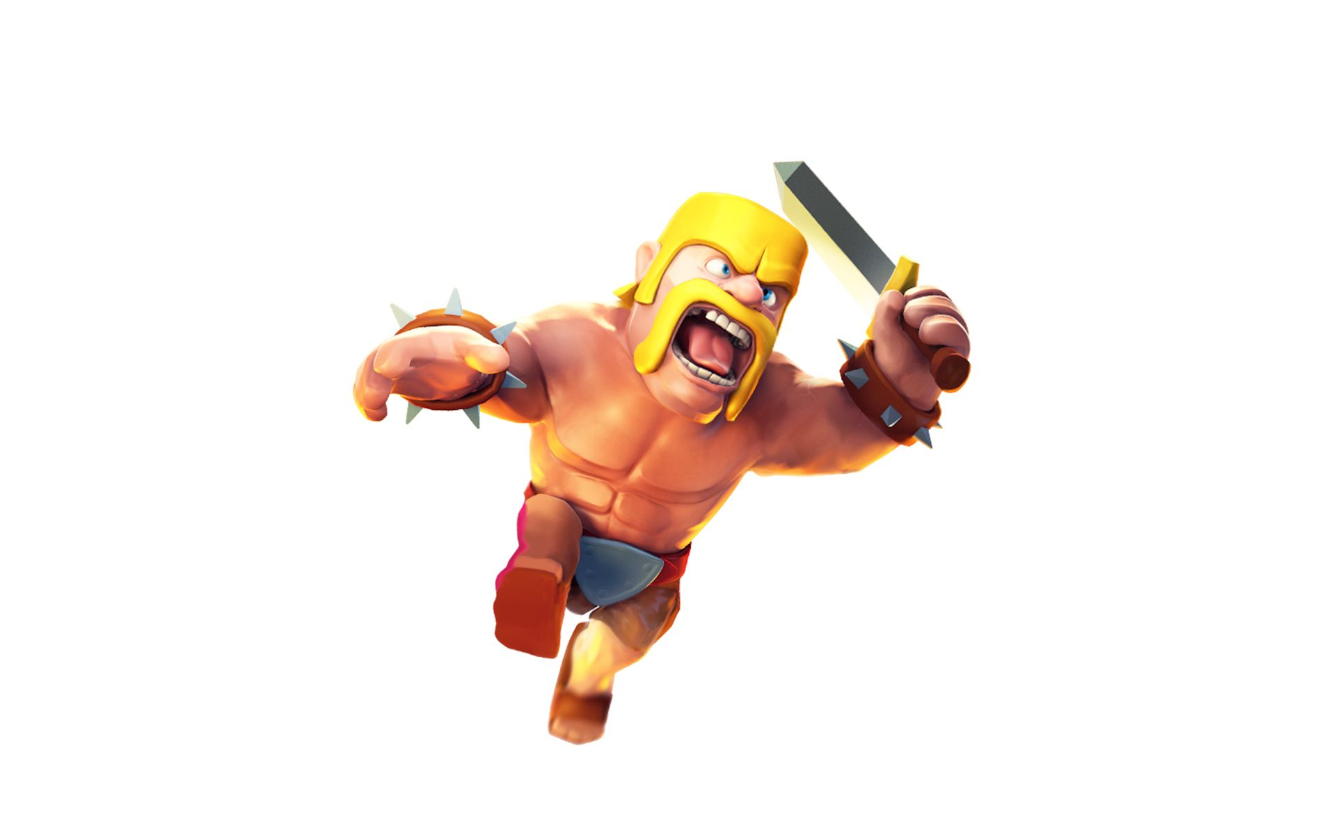 Clash of Clans Character Wallpaper | Projects to Try ...