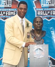 Oakland Raiders | Raiders in the Hall of Fame - Marcus Allen