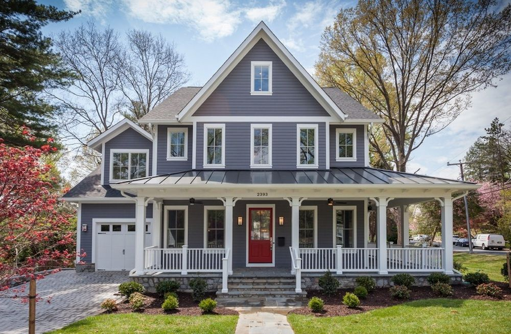 Use these tips to help keep your roof in great shape for Farmhouse style siding