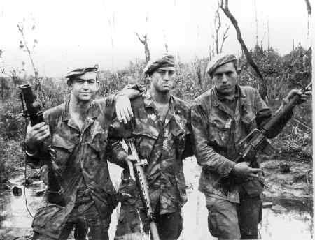 Vietnam War 1969 Unit Name 101st Airbourne 2 501 Recon Viet Nam