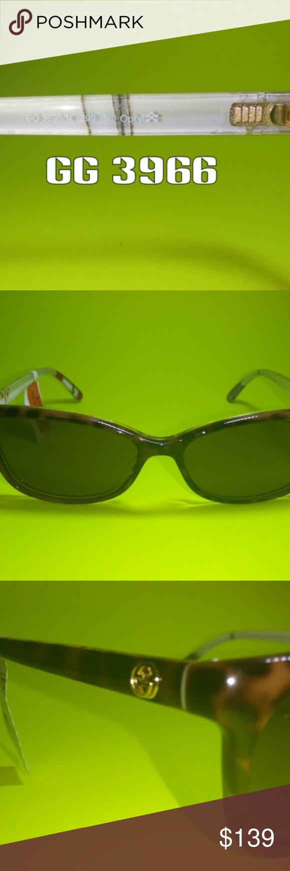 0c984bfa896 Gucci GG 3699 N Z99 Havana Floral These Gucci GG 3699 N glasses in