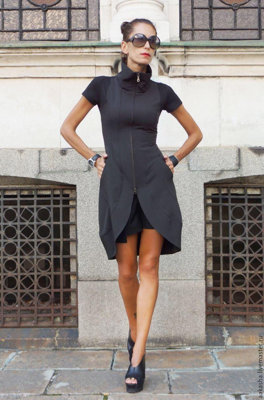 Купить или заказать Платье- жакет STAR в интернет-магазине на Ярмарке  Мастеров. Красивое 9017a2cd59c
