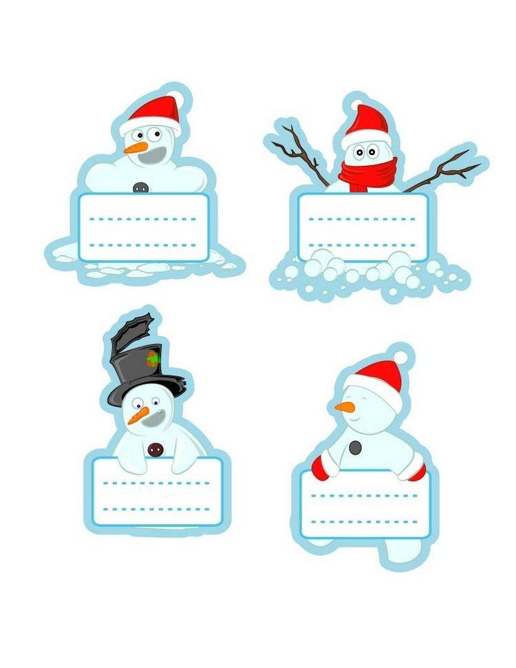 Dibujos para imprimir recortar y decorar en navidad | Pinterest ...
