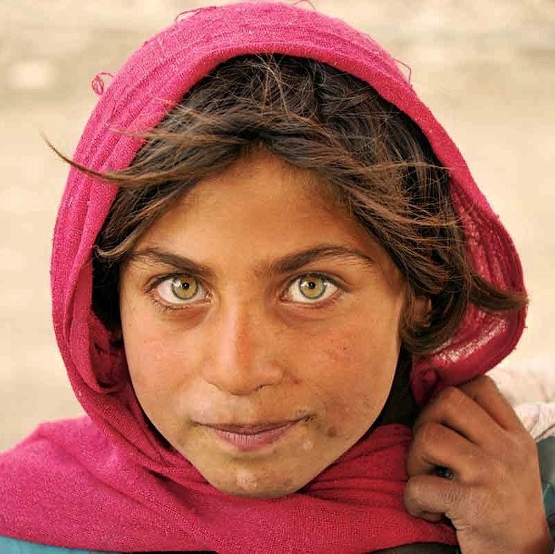 Afghan Girl Afghan Girl Beautiful Eyes Muslim Beauty