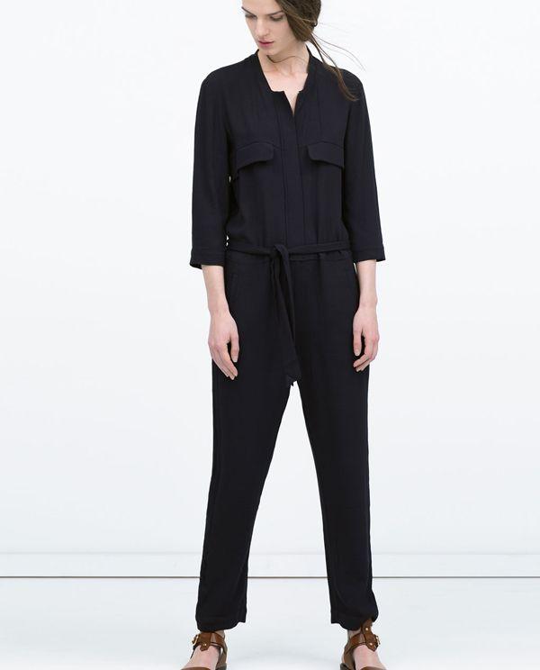 Nouveaux produits 8c5c8 48238 combinaison homme zara,Image 1 de COMBINAISON BUSTIER de Zara