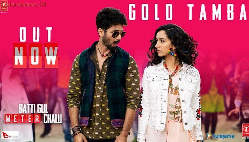 Gold Tamba Video Song Cantando Noticias