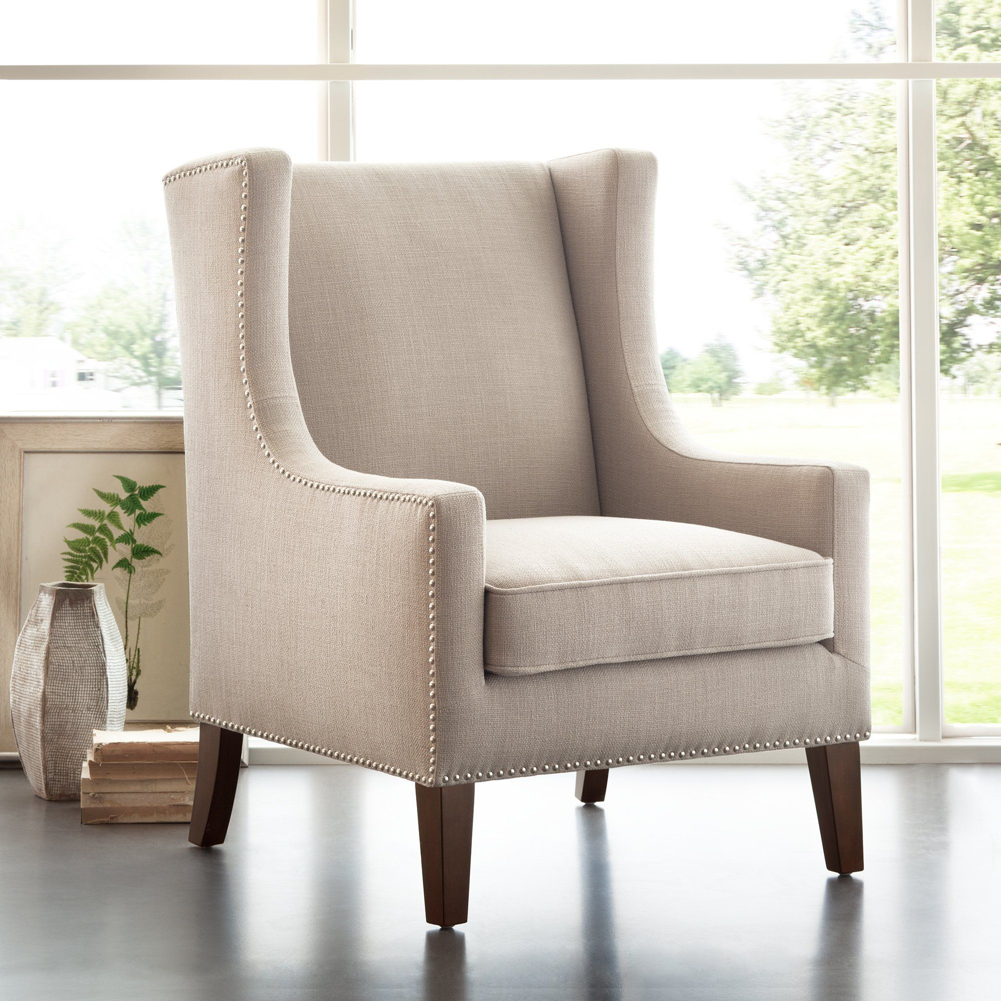 Bring elegant style to your living room or master suite with this ...