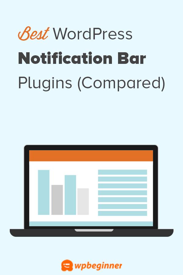 8 Best WordPress Notification Bar Plugins (Compared) in ...