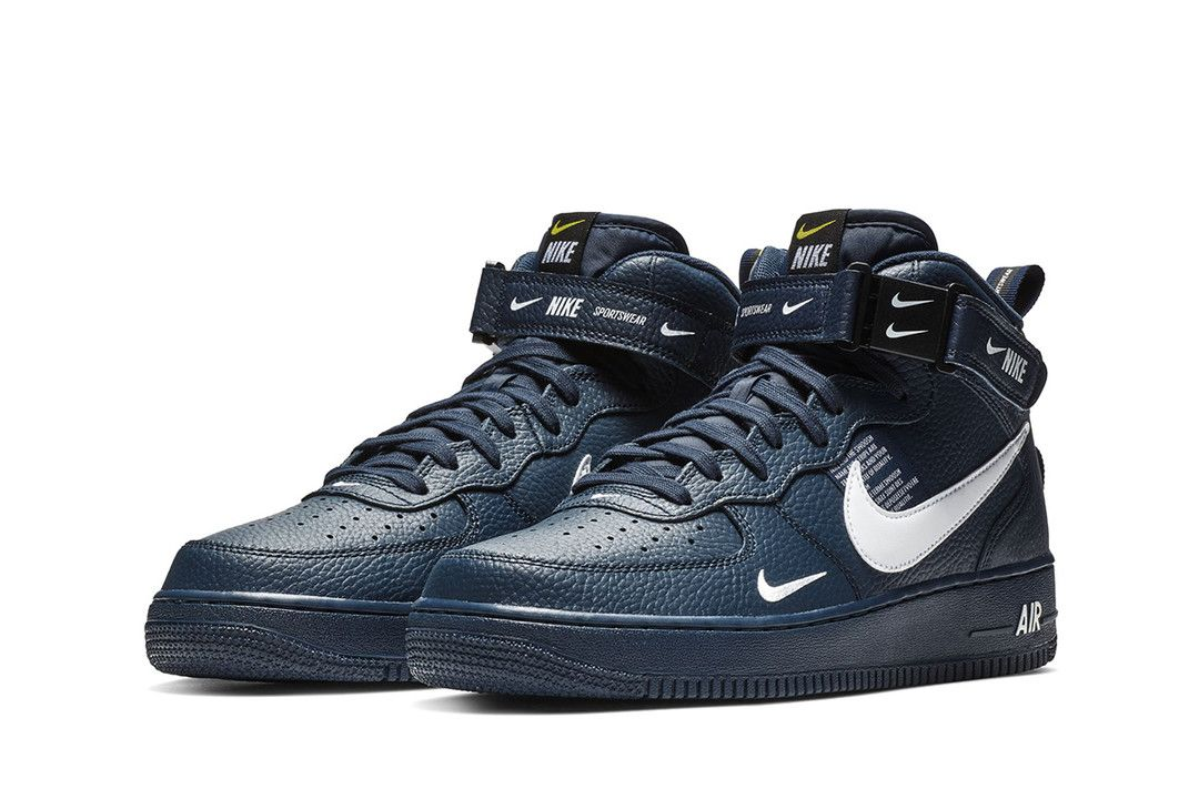 Nike Builds On Its Multi Swoosh Initiative With New Air Force 1 Nike Air Nike Air Force Ones Nike Air Force