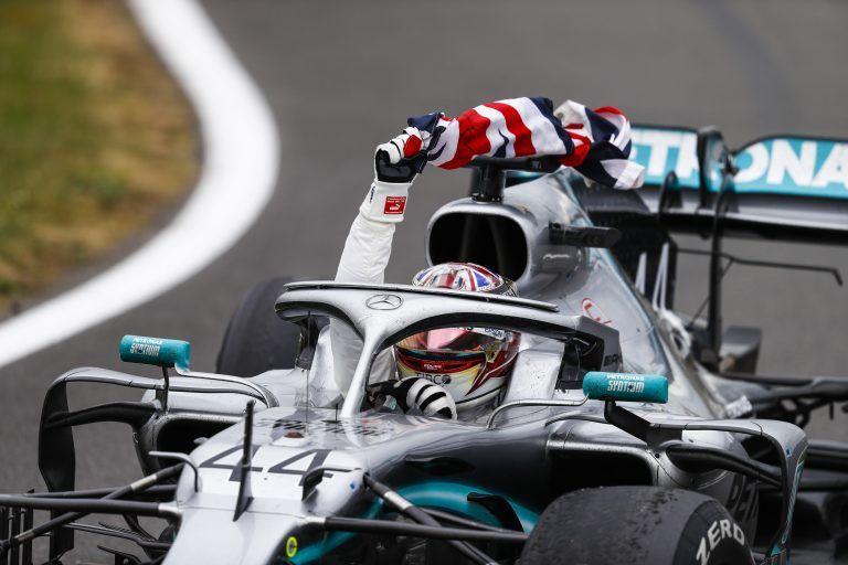 GP F1 Silverstone Angleterre 2019 14 Juillet Formule