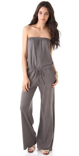 I need lots of these <3 Strapless Jumpsuit.