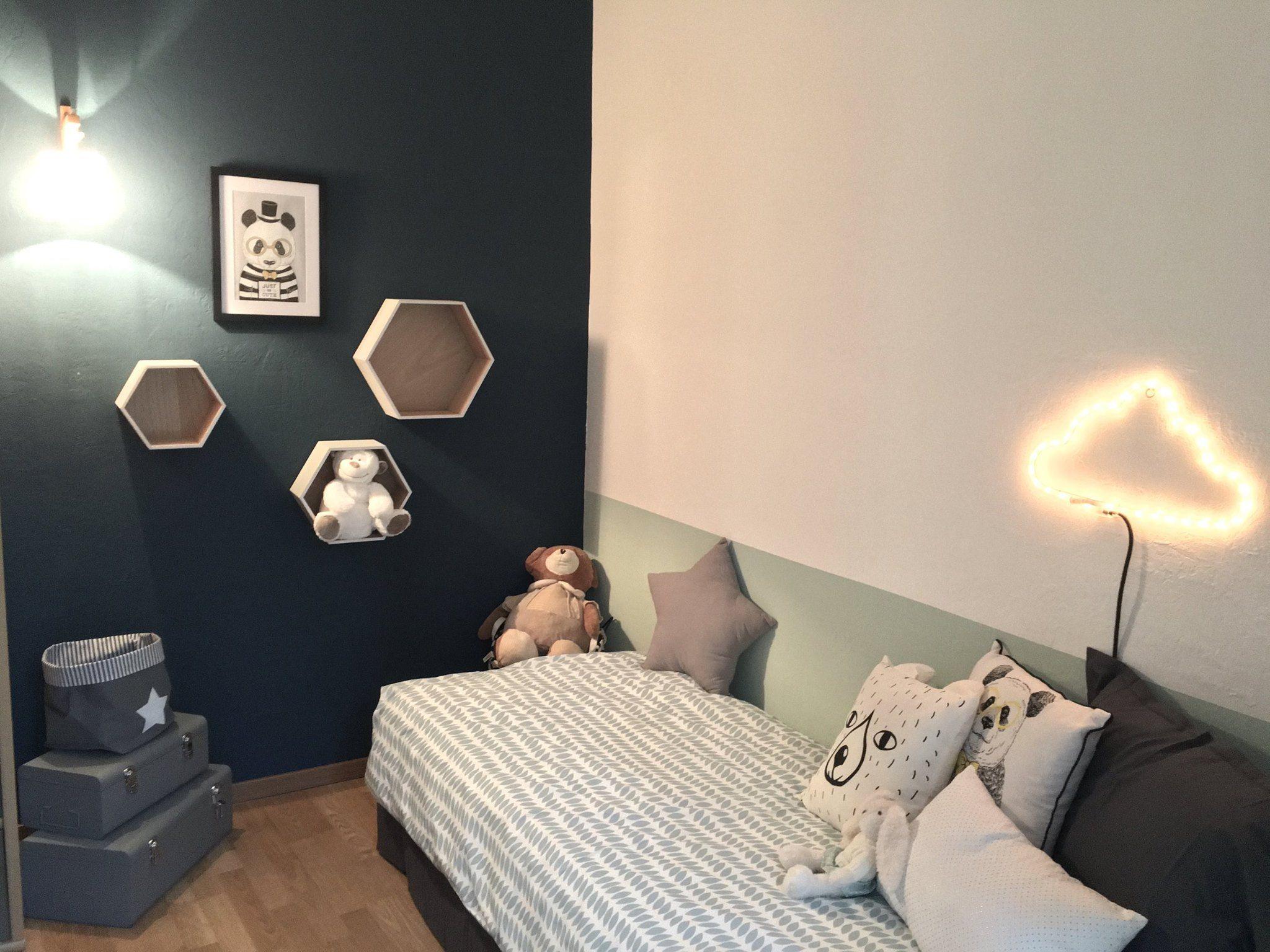 Sophie Ferjani Maison A Vendre Deco Chambre Bleu Deco Chambre