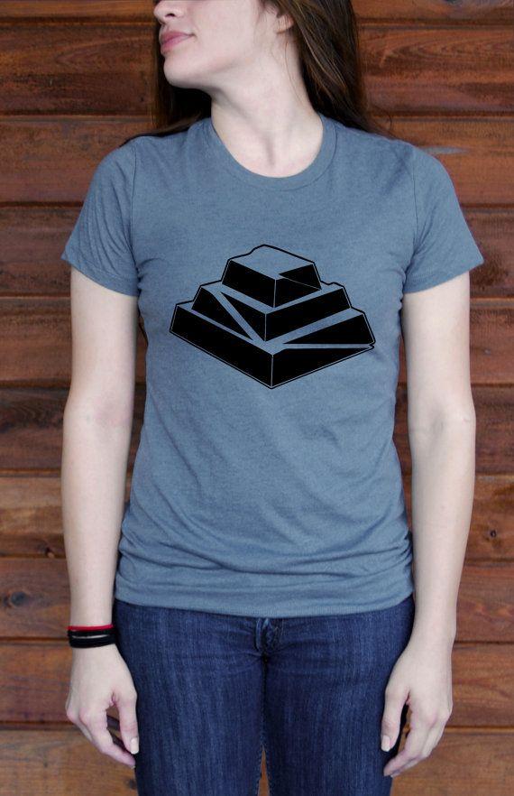 Pyramid Favorite Tshirt by BlackTreeCity on Etsy