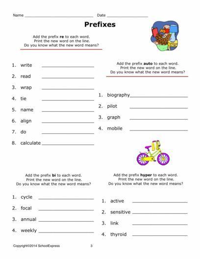 17000 Free Worksheets Teaching Vocabulary Worksheets Free Prefixes And Suffixes Free prefix and suffix worksheet