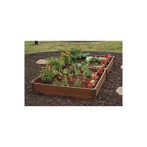 cbd15d19657aa1a9cb409d96832ad6e7 - Greenland Gardener Cedar Garden Bed Kit