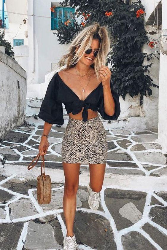 Photo of 12 Sommer-Outfits, die dich cool und süß halten – crazyforus #crazyforus #halt…