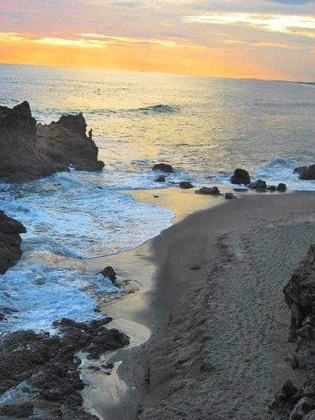 Poneloya Beach León Nicaragua Como Dice La Cancion Pa Todos Los Veraniantes