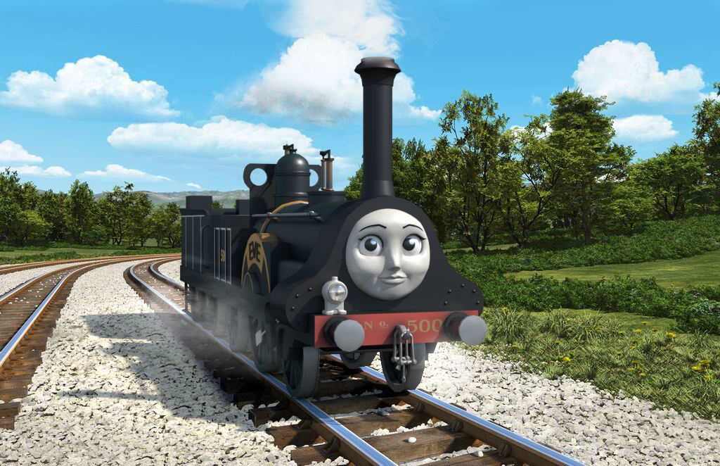 Pin by Jesse Horn on Locomotives | Thomas the tank engine ...