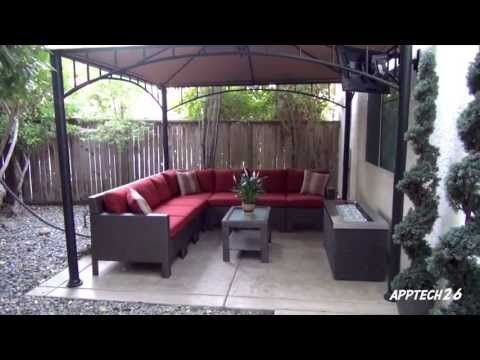 My major backyard renovation - YouTube