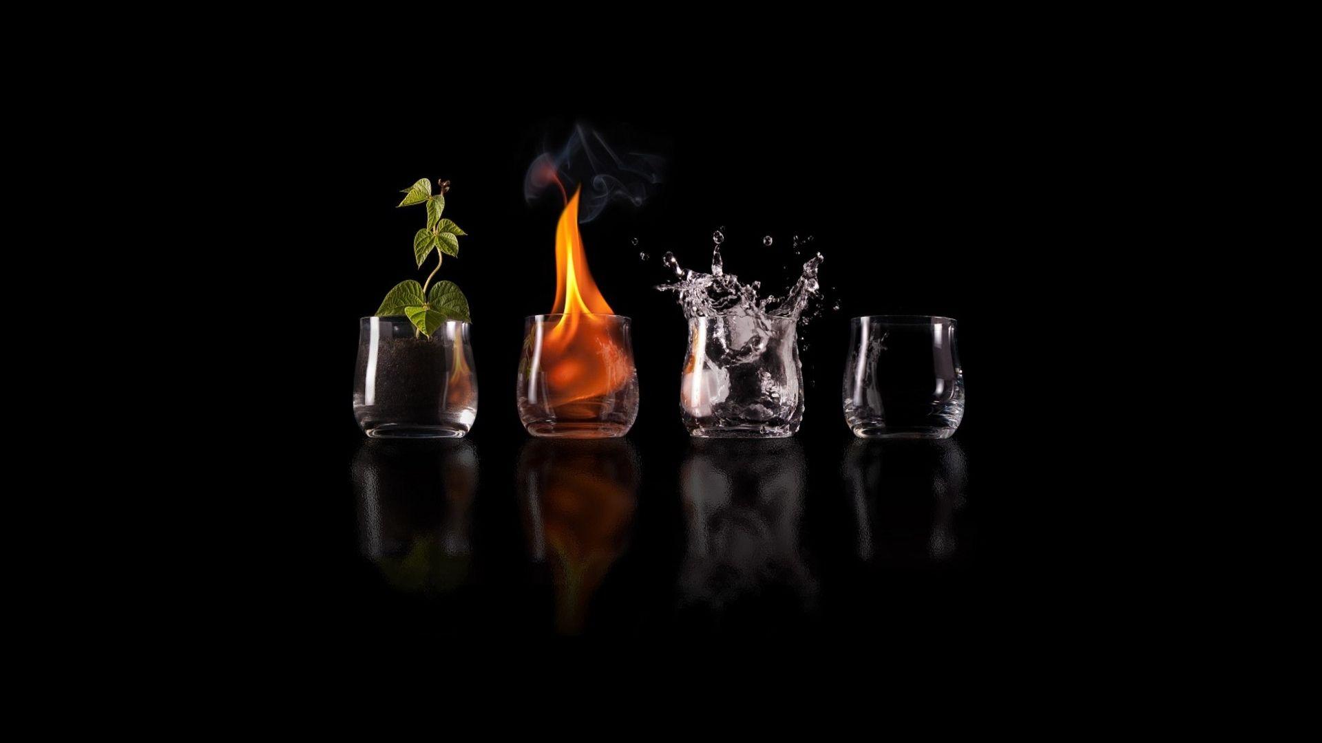 4 elements...