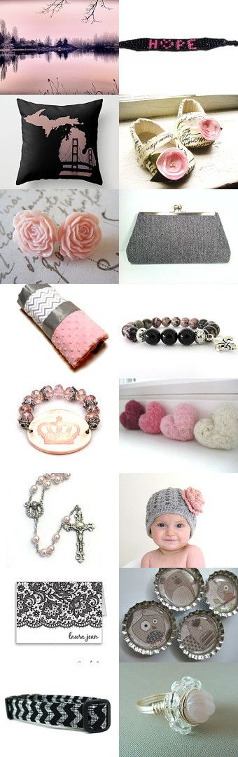 Pinkalicious by Sienna Grace on Etsy--Pinned with TreasuryPin.com