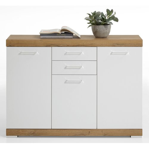 17 Stories Haygashen Sideboard Cupboard Storage Adjustable