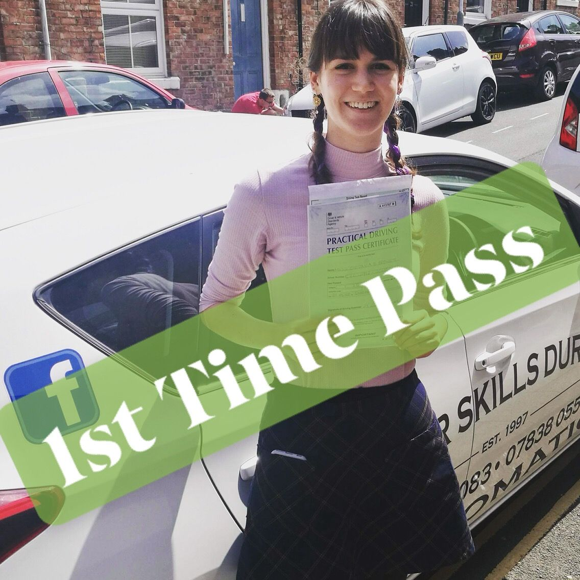 Octavia passed 1st Time after a 25 hour Automatic ...