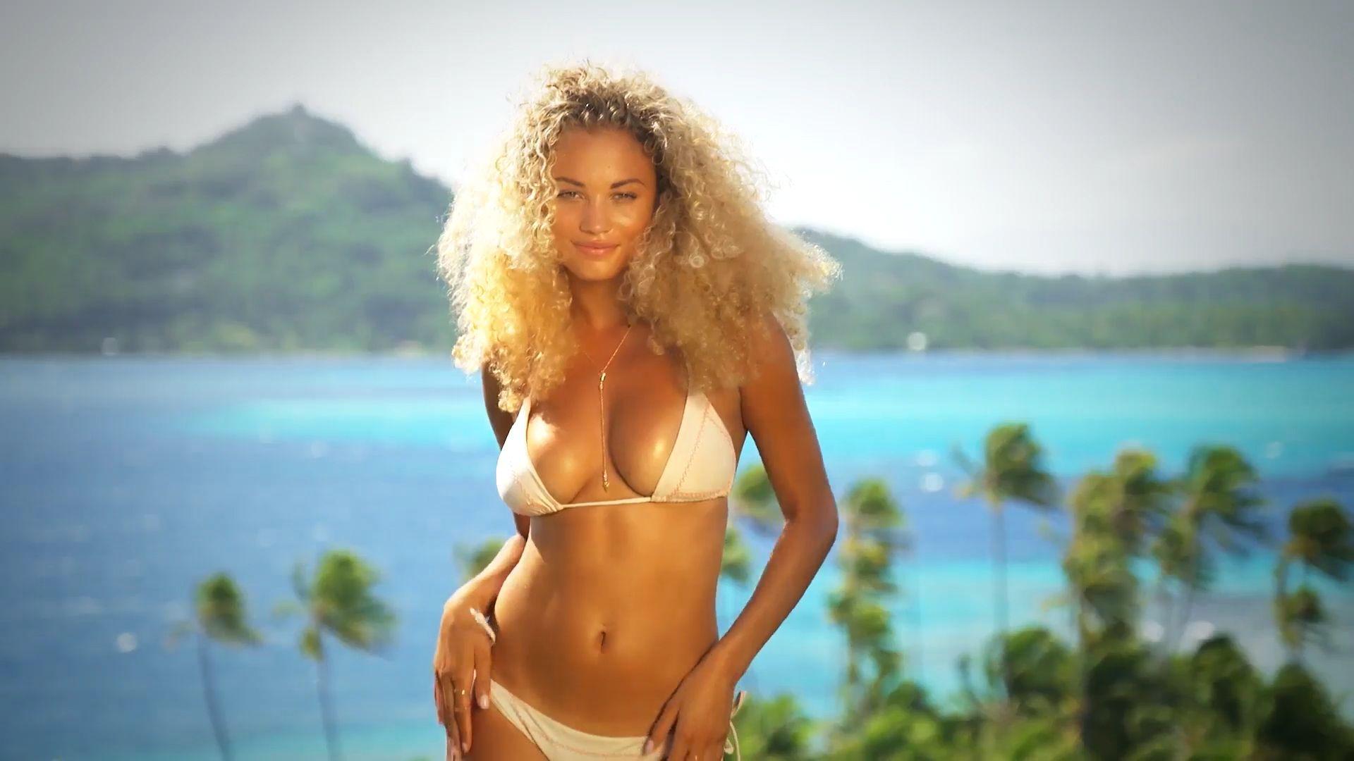 Nina Agdal Sports Illustrated Swimsuit Sports Illustrated