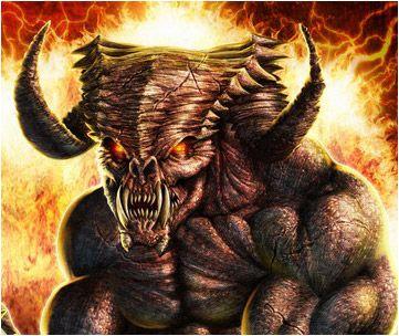 Evil monster | Find the most evil monster - GodWiki | Monsters | Art