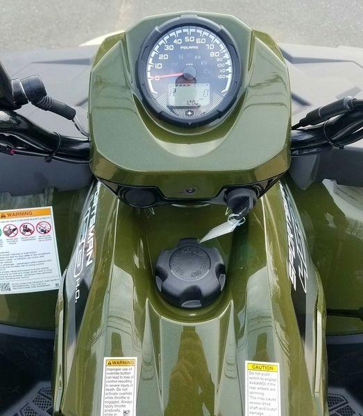 New 2017 Polaris Sportsman 450 H O  Sage Green ATVs For Sale