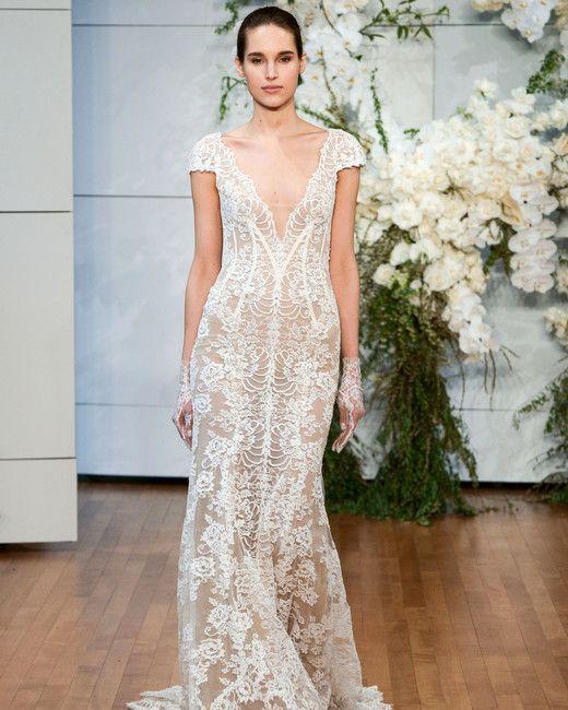 Monique Lhuillier Spring 2018 Wedding Dress Collection | Brautkleider